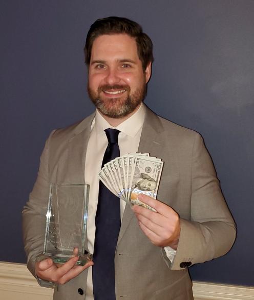Matthew Milholen Clinic of the Year